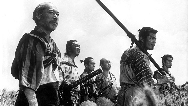 David Stratton Presents Akira Kurosawa Film Retrospective At The NFSA