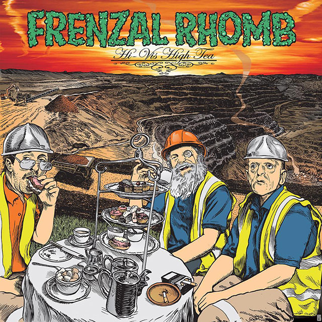 Frenzal Rhomb – Hi-Vis High Tea