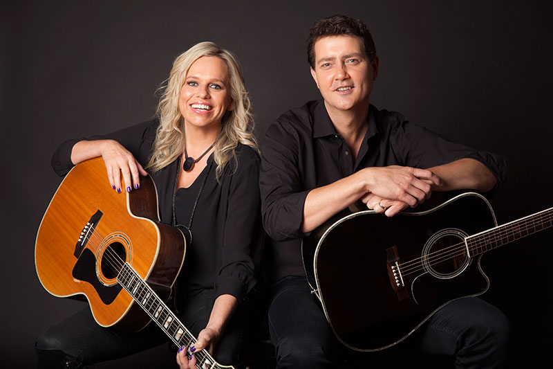 Adam Harvey And Beccy Cole Take The Great Country Songbook On Tour