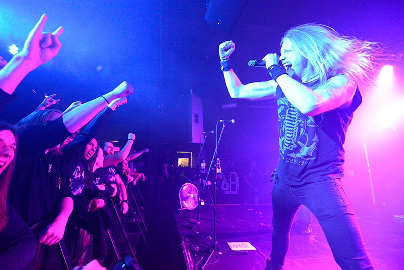 DragonForce, Immorium @ The Basement, Thursday June 22