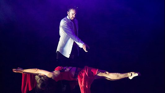 Eclipse – An Illusion & Dance Spectacular @ Canberra Theatre Centre, Friday July 7
