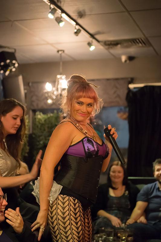 Power Pussies #3 Burlesque @ Polit Bar, Friday June 23