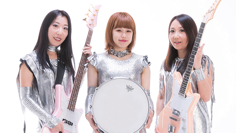 Ready! Set! Go! Shonen Knife Are Playing In Canberra Alongside Glitoris
