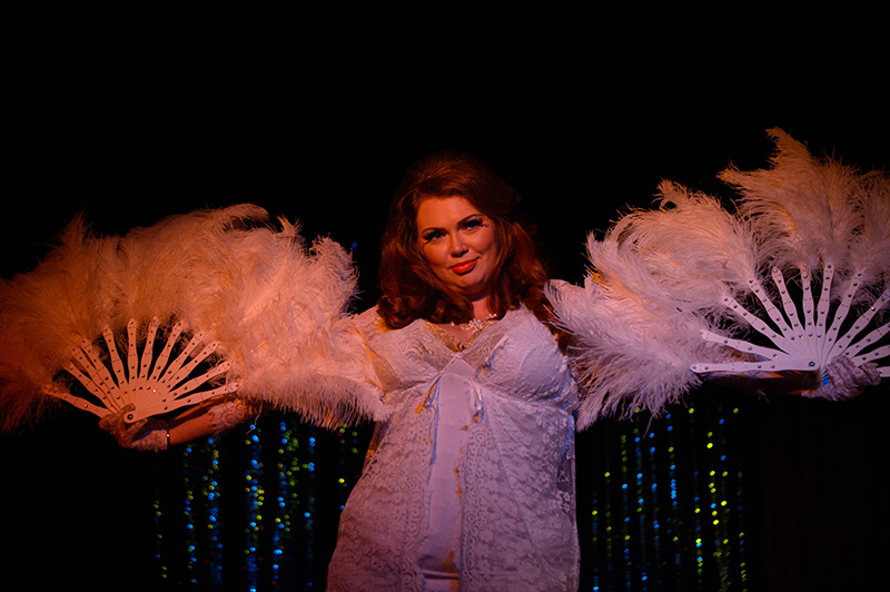 Miss Kitka's House of Burlesque: Grindhouse @ Canberra Irish Club, Saturday June 24