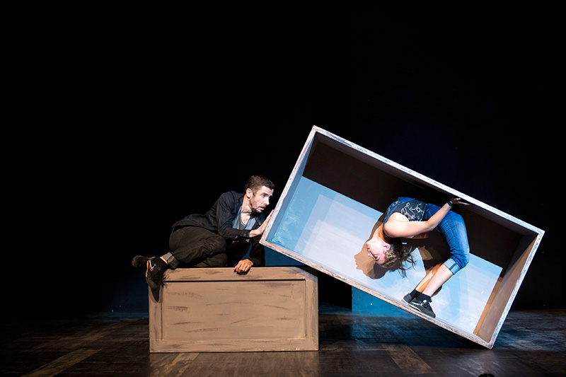 See CIRCA's Most Dangerous Circus Work In Landscape With Monsters