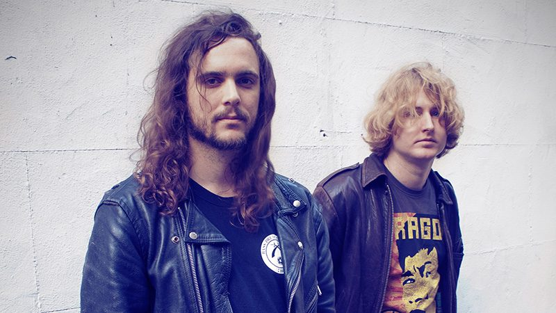 No Sleep For The Wicked: DZ Deathrays On Making Their Long Awaited