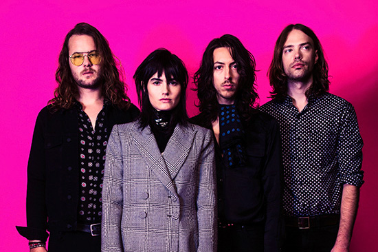 Girlhood And Idenity: Izzi On Going Deeper While Writing The Preatures' Sophomore Album