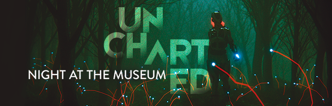 Win 1 of 4 double passes to Night At The Museum: Uncharted!
