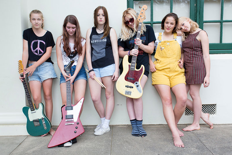 Girls Just Wanna Rock Out: 'Girls Rock' Music Program Returns To Canberra