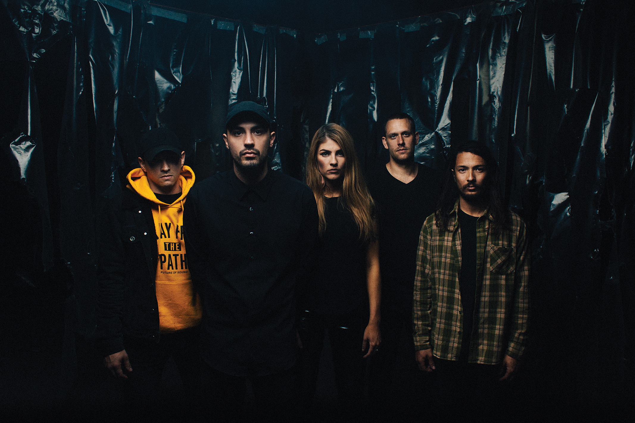 Make Them Mosh: Make Them Suffer Brings Worlds Apart To Canberra