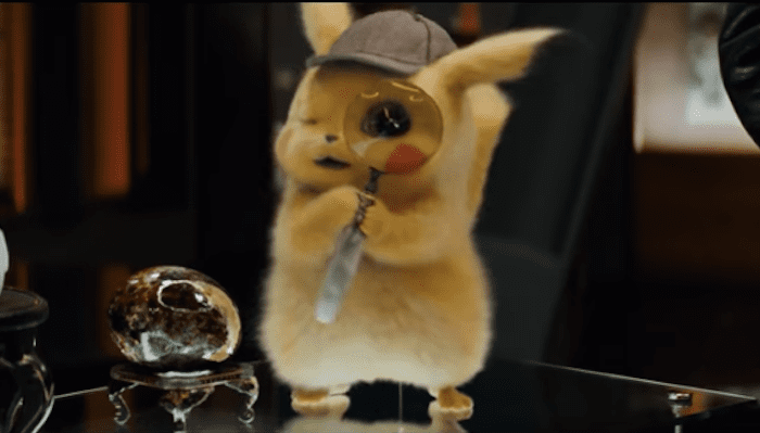 [Film Column] - Hot On The Trail Of Detective Pikachu