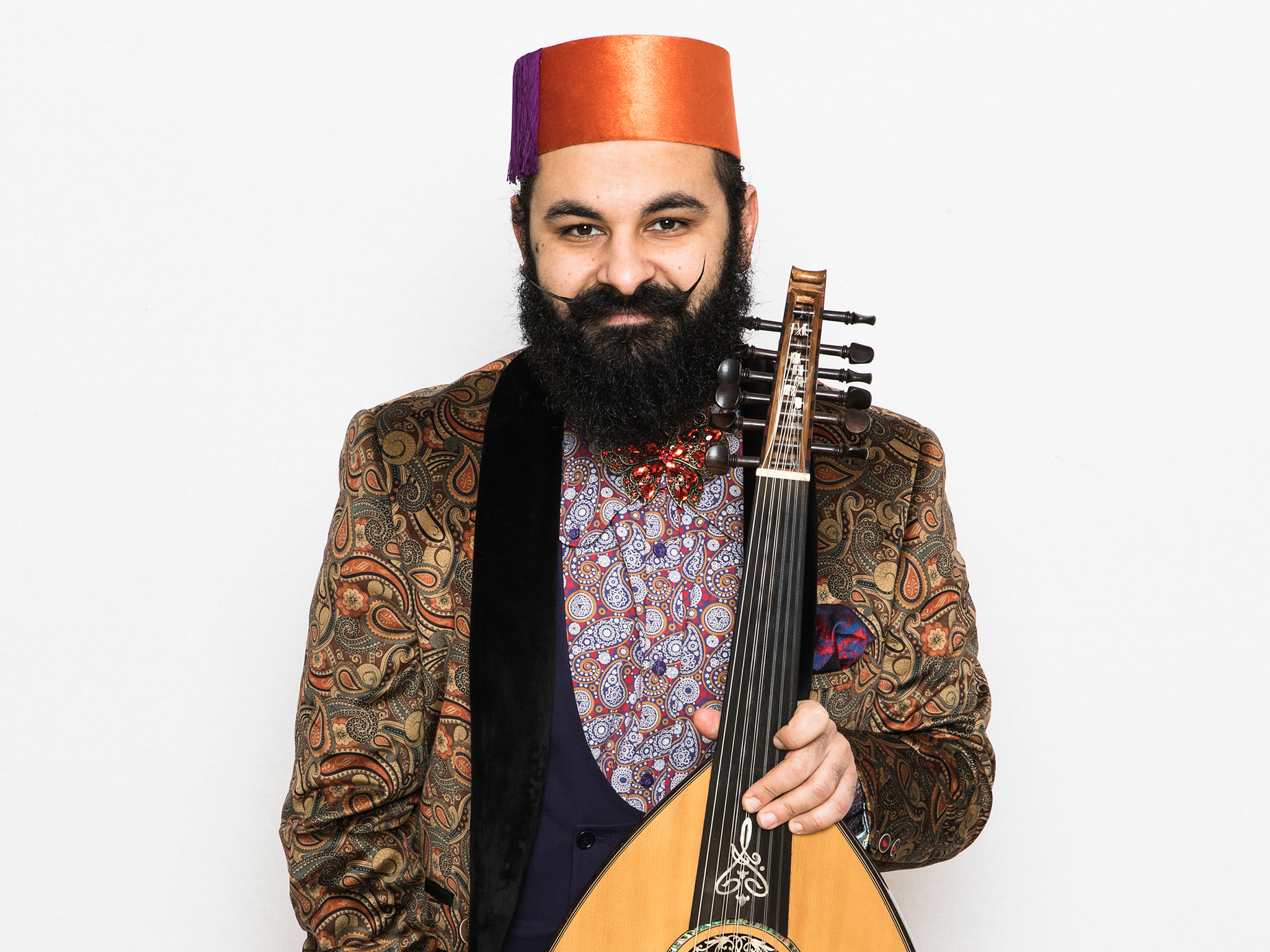 A Grand Oud Time - Joseph Tawadros AM Plucks A Date This June
