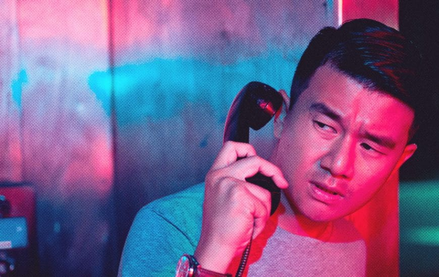 Internationally Prudent - Ronny Chieng's Tone Issues Finally Gets a Line To Canberra