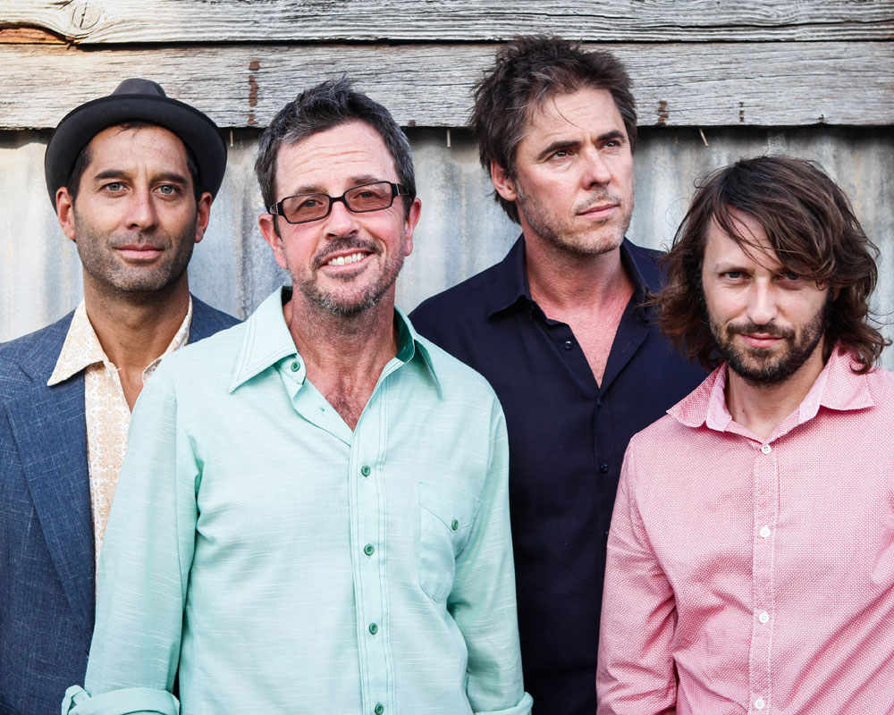 [Gig Review] The Whitlams, Bob Evans @ The Playhouse, Friday, 24 May