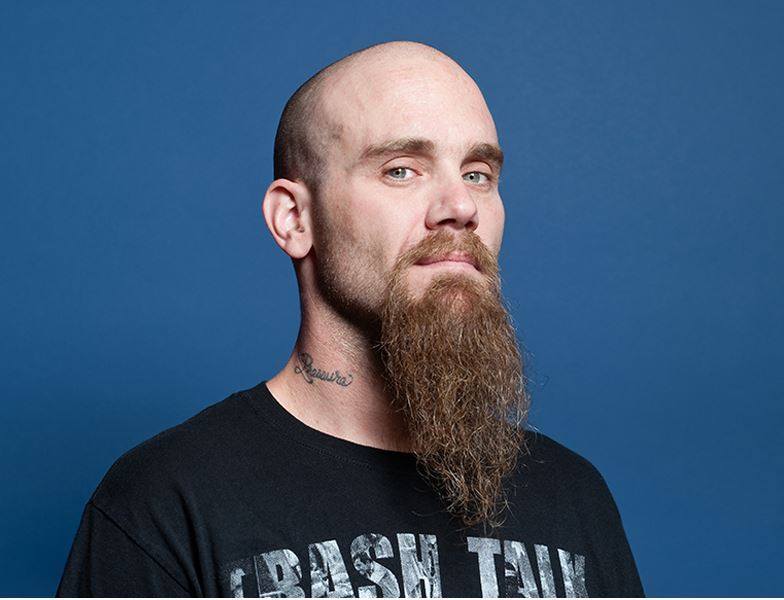 Nick Oliveri - Making The Hairs Grow On The Back Of Your Neck
