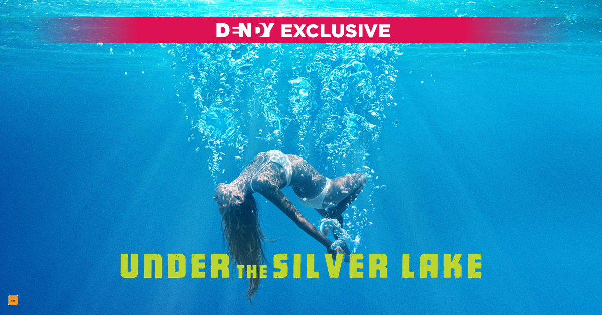 [Giveaway] 2 x Double Passes to Under The Silver Lake (screening exclusively at Dendy Cinemas)