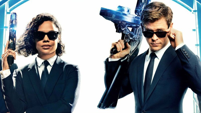 [Film Review] Men In Black: International