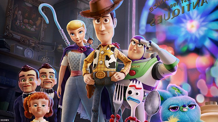 [Film Review] Toy Story 4