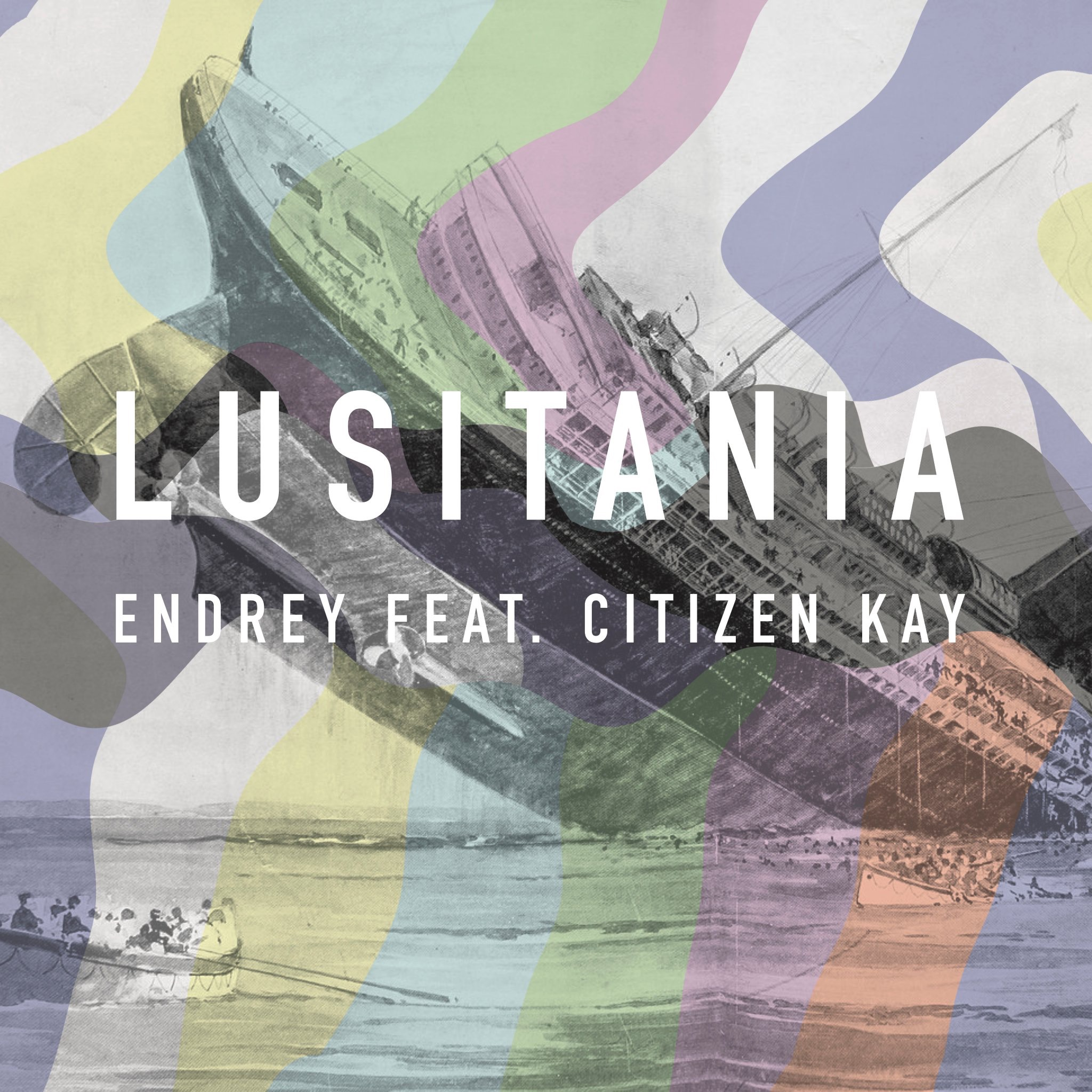 Chris Endrey ft. Citizen Kay - 'Lusitania' - it satisfies and beguiles and encourages repeated plays