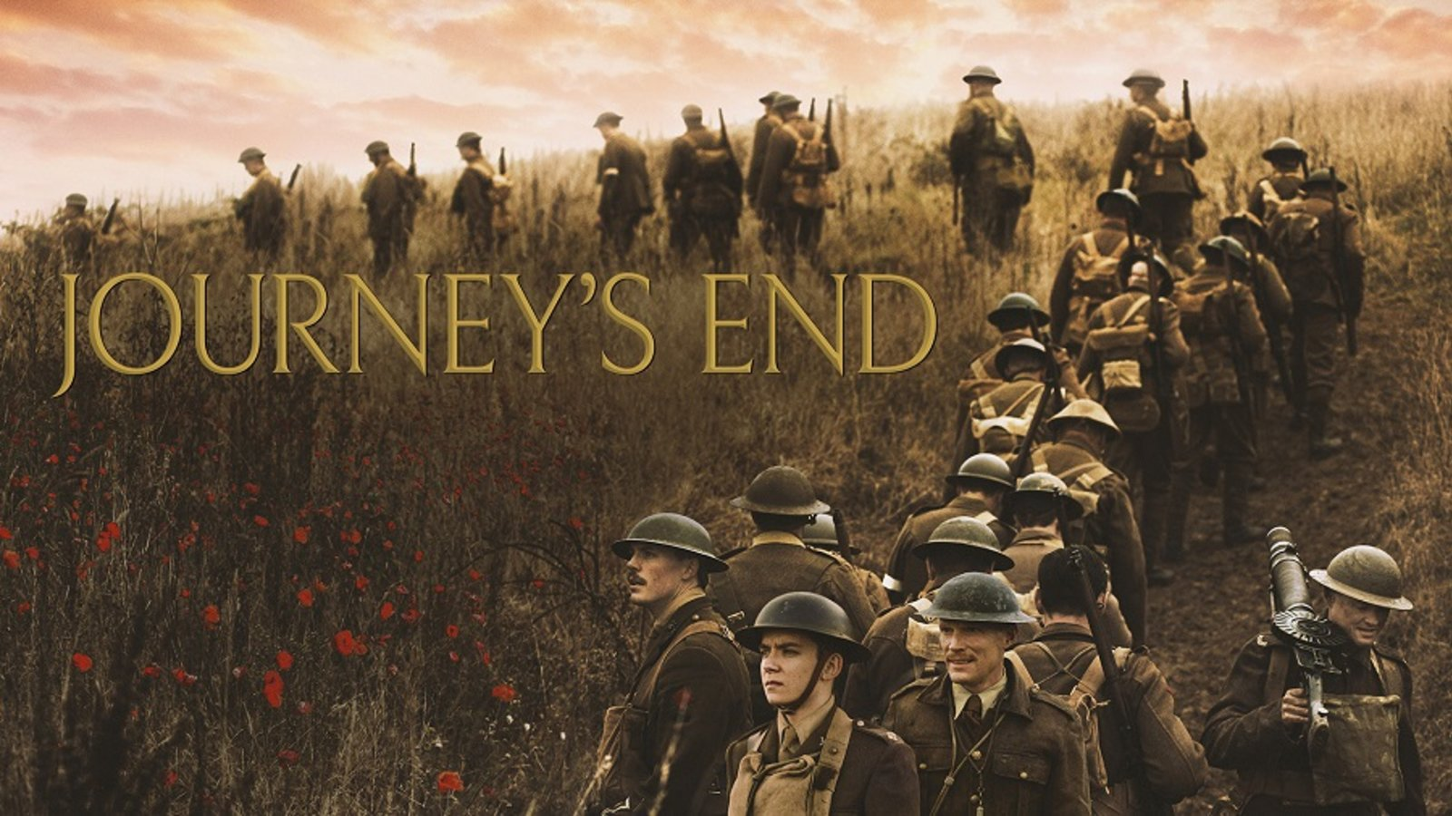 Journey's End — Mini British Film Festival, Palace Cinemas, October–November 2018