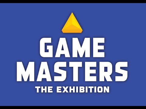 Game Masters - Interactive Arcade Alchemy and Art