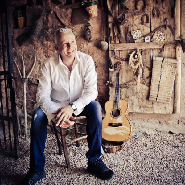 Tommy Emmanuel, supported by Richard Smith — Canberra Theatre, Thursday 3 August