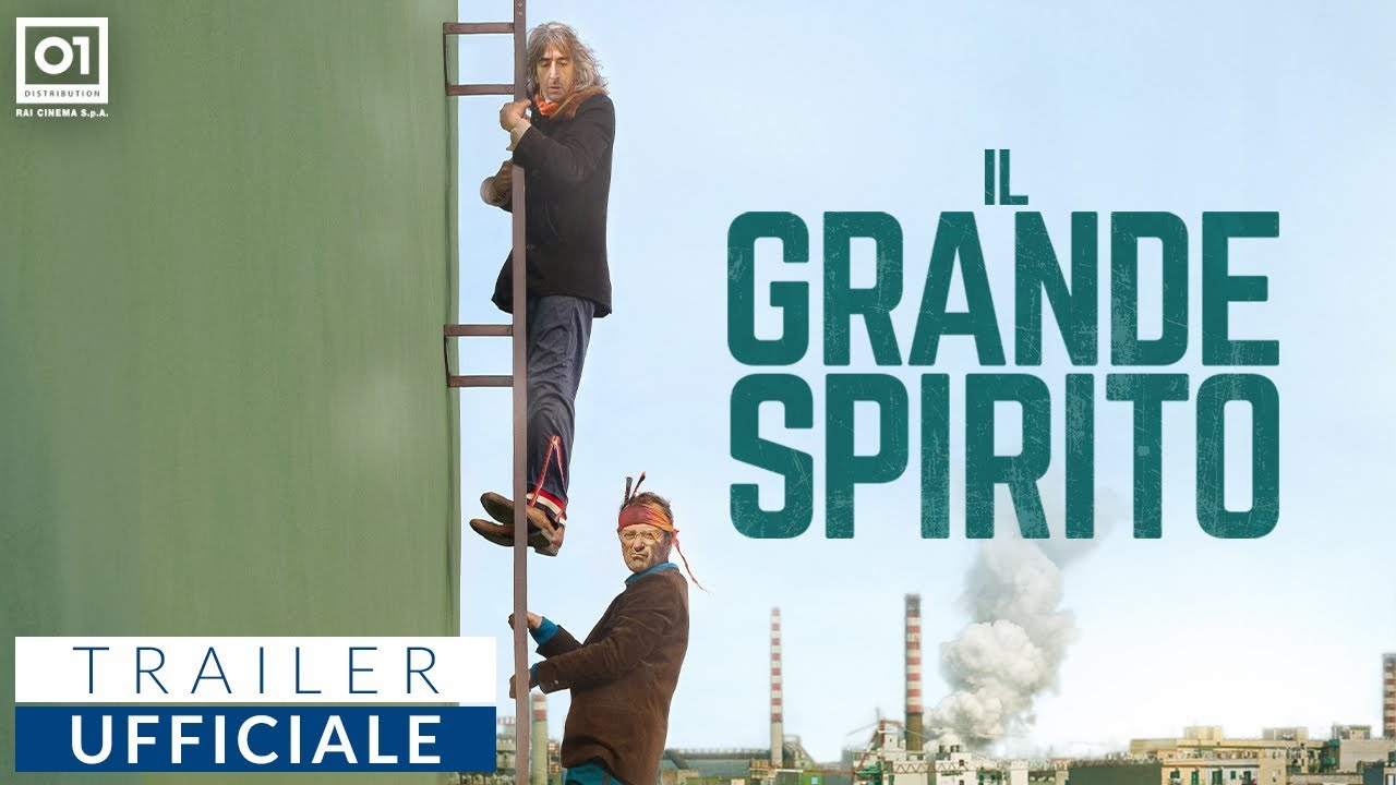 The Great Spirit (Il Grande Spirito) — Lavazza Italian Film Festival — Palace Cinemas, September–October 2019