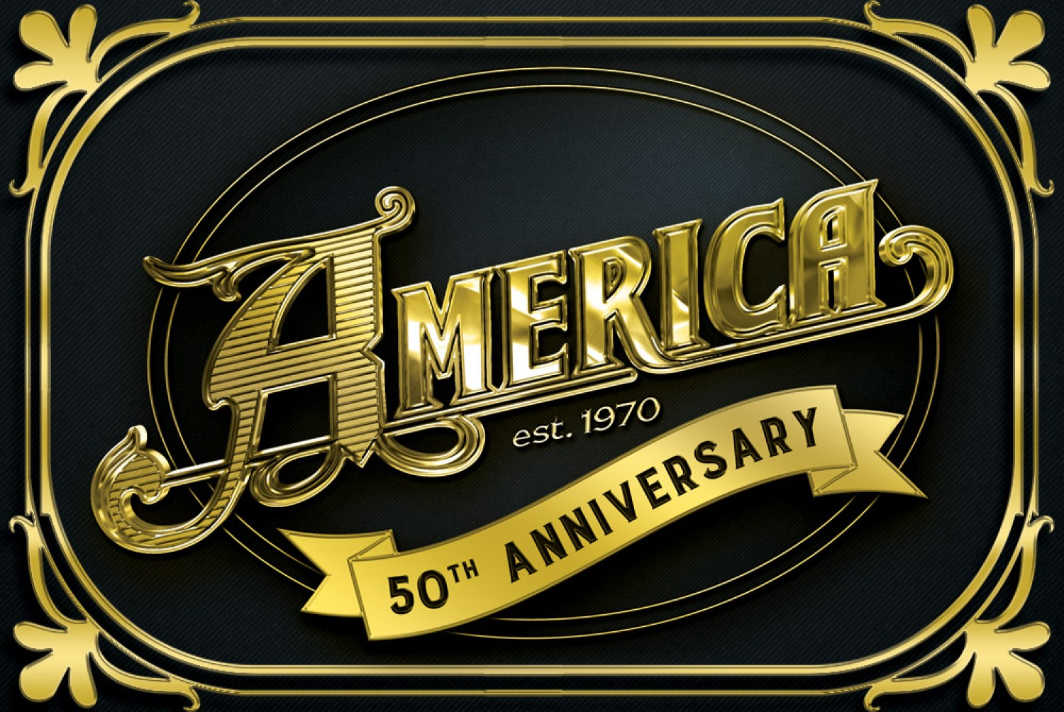 Band Going 50 Years Strong Arrives To Restore The Name America