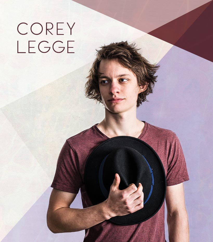 Corey Legge - 'Rose' - simple, sad and sweet