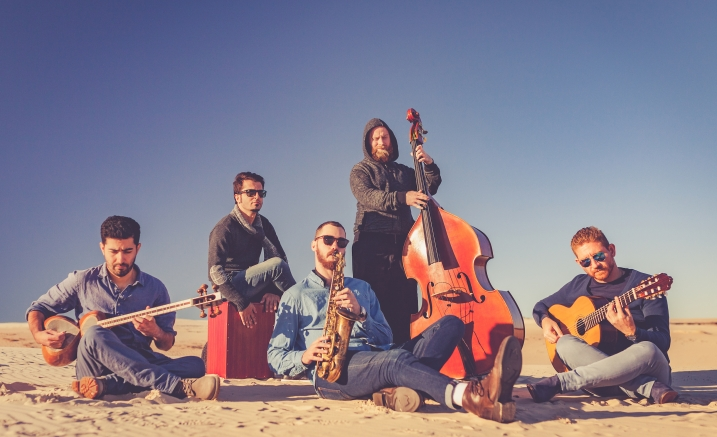 [Giveaway] 2 x double passes to the Eishan Ensemble - Sun, 24 Nov - The Street Theatre