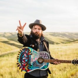 Canadian alt-country muso Leeroy Stagger walks a Strange Path for album no. 11