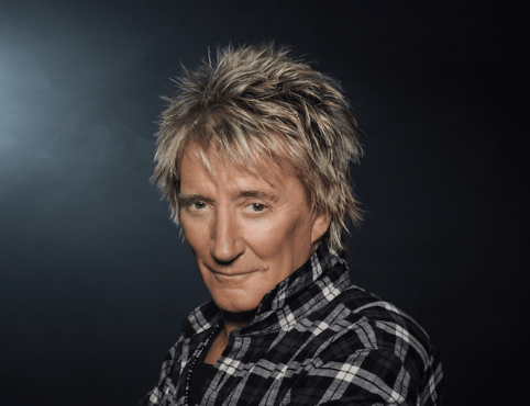 Sir Rod Stewart Comes To Canberra (eventually)