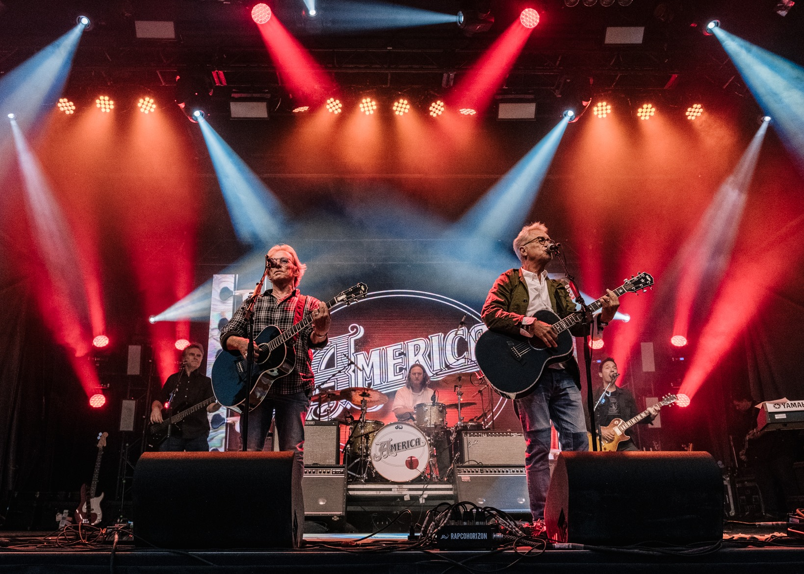 [Gig Review] America, Mitch King - Canberra Theatre - Tue, 3 Dec
