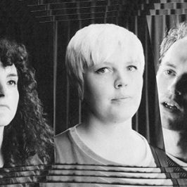 Three-piece punk outfit Cable Ties hit out with an angry, righteous go at people who cannot handle diversity with new track 'Sandcastles'