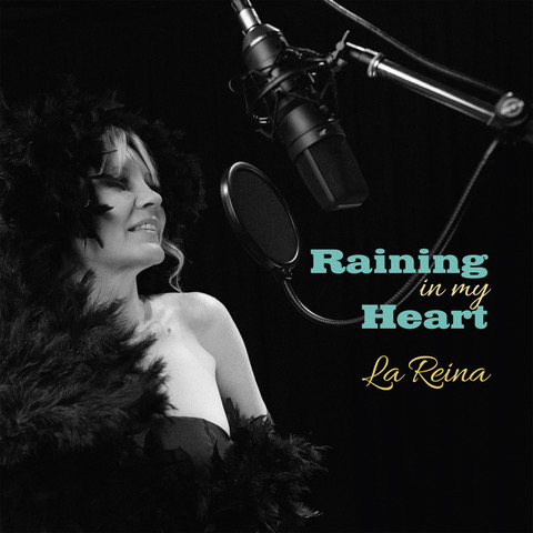 La Reina - 'Raining In My Heart' - both Buddy Holly and Children's Literacy are covered with this album