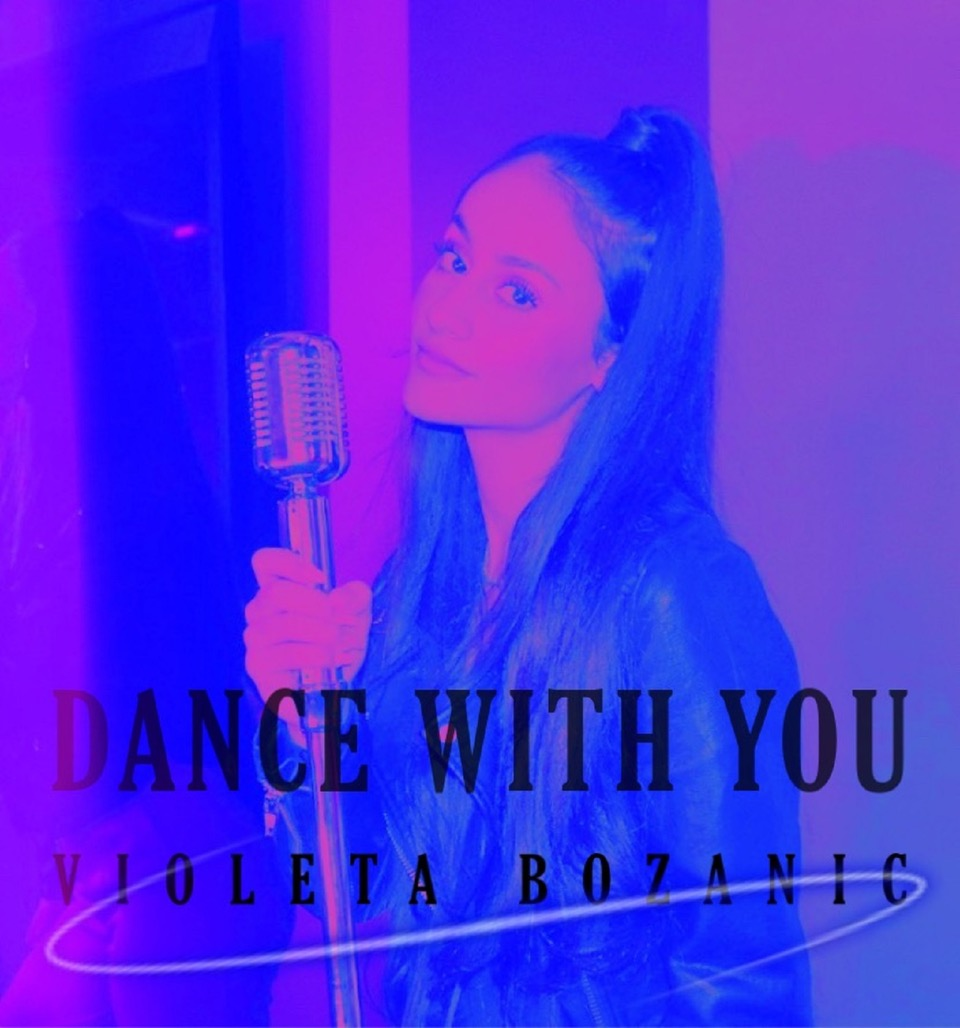 Violeta Bozanic's 'Dance With You' presents as shiny contemporary dance-pop, but packs a self-empowerment bite