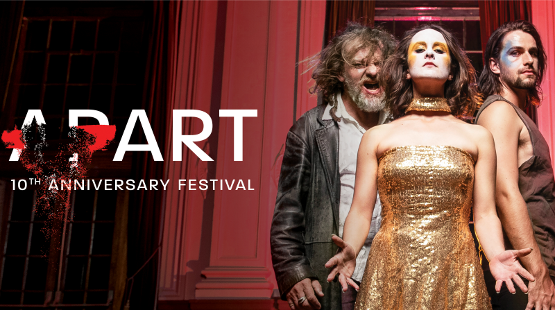 Art, Not Apart's Massive 10th Anniversary Multi-Arts Festival Is Nearly Upon Us, And We're Excited