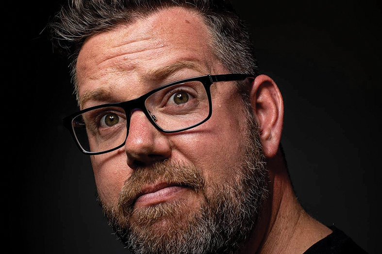 Head's Up - Canberra comic Greg Kimball tells Frankie McNair all about his new Canberra Comedy Fest show and the greats of grassroots