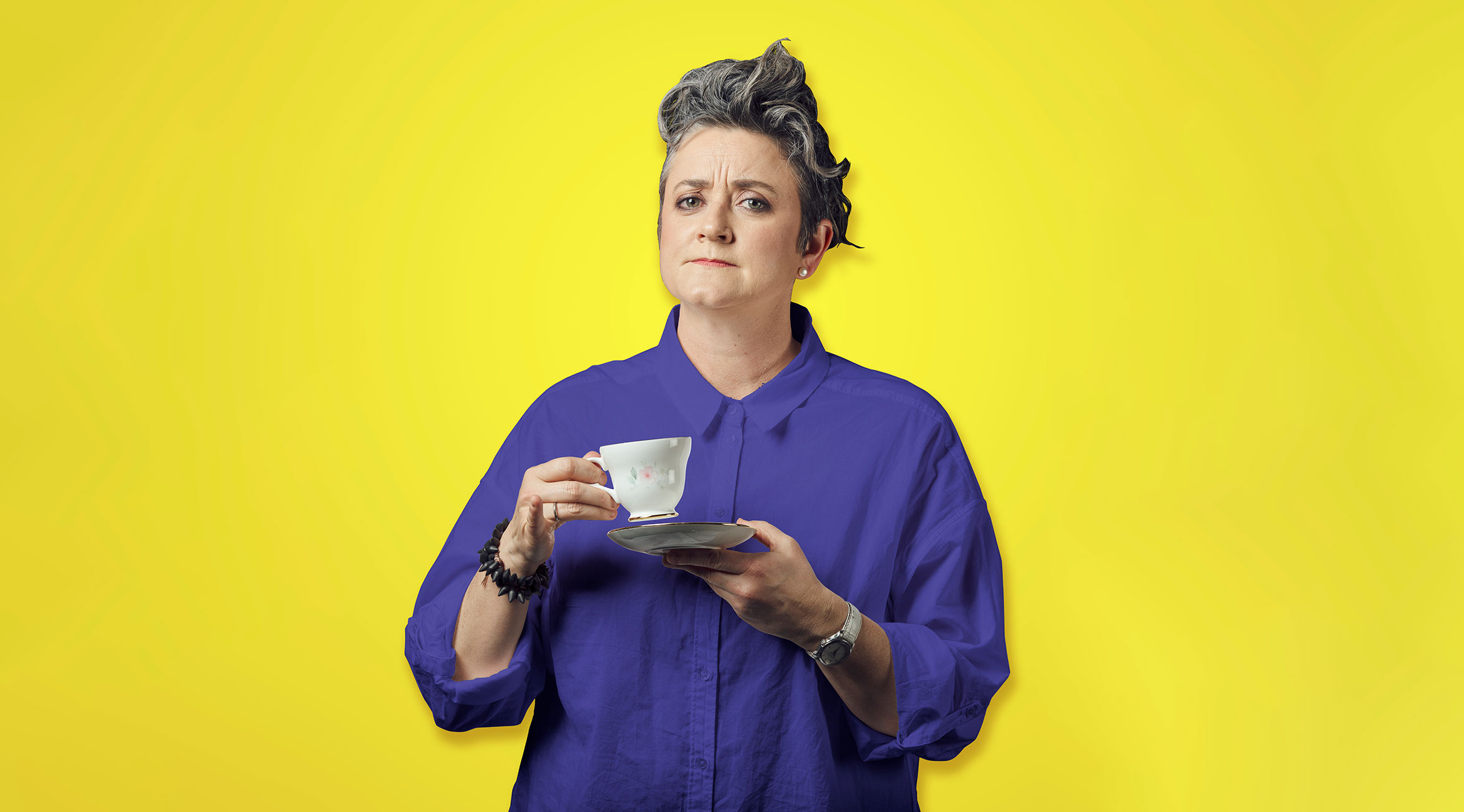 Game Sets, Match: Frankie McNair chats to Chris Ryan about her upcoming Canberra Comedy Fest show 'I Thought It Would Be Nice'