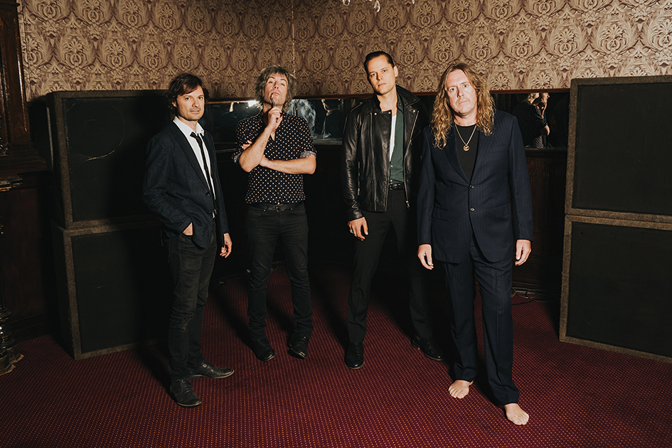 Australian Rock Collective Walks Along Abbey Road Once More