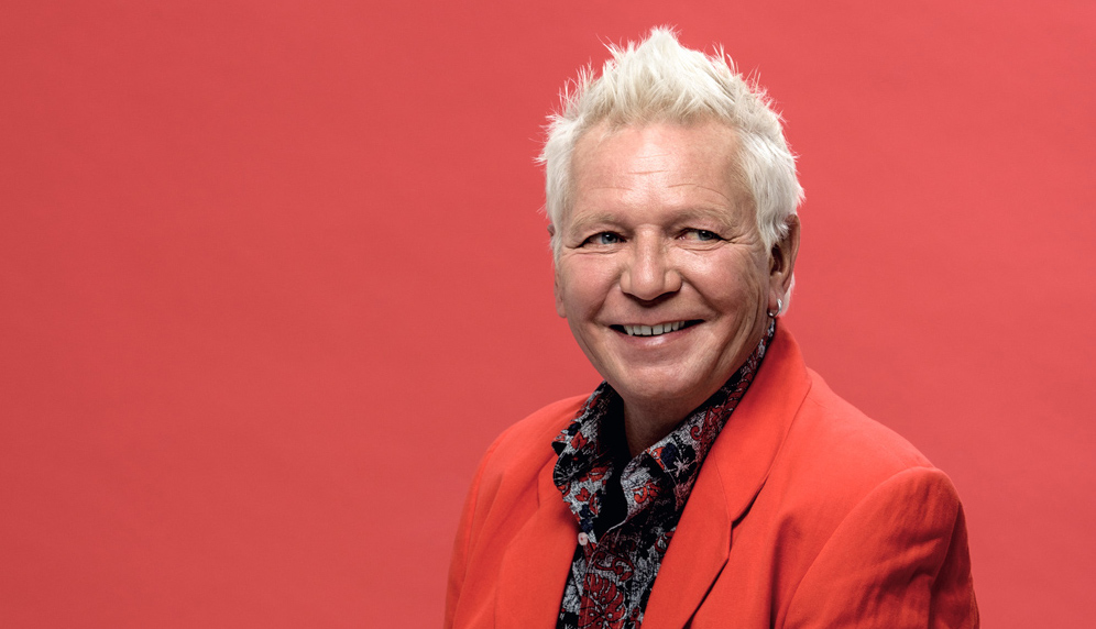 Icehouse headlines Anthems Festival, and Iva Davies celebrates with a story about how he nearly died