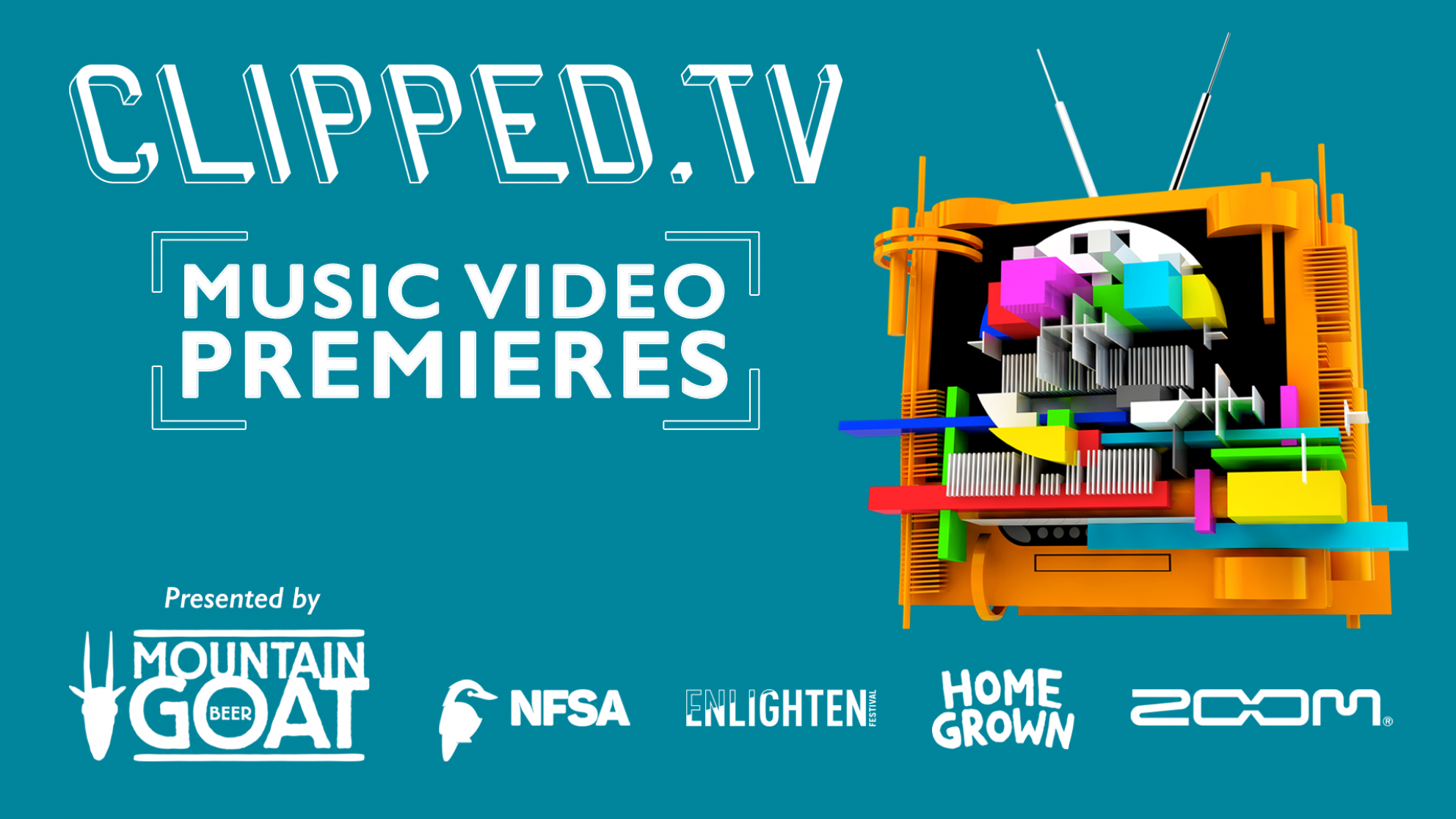 Win tix to CLIPPED.TV: Music Video Premieres Come To The Capital (Including Canberra Content!)