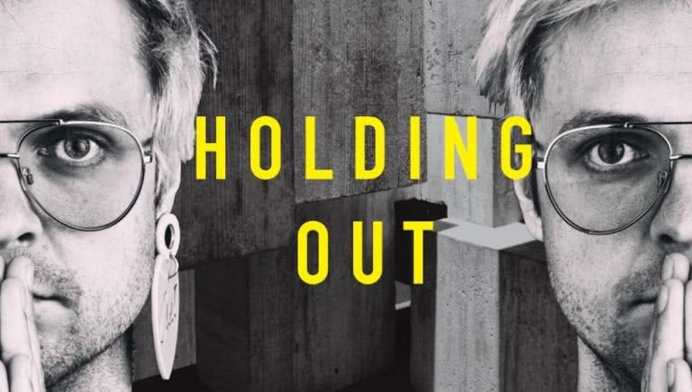 Endrey's at it again, with the aptly titled 'Holding Out' delivering another slab of experimental pop