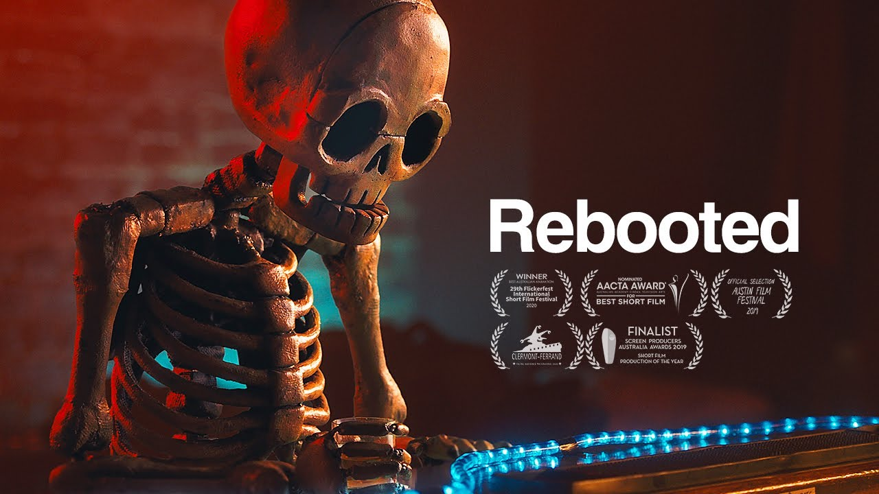 Shanks Very Much! Award-Winning Short Film 'Rebooted' Debuts Free on YouTube