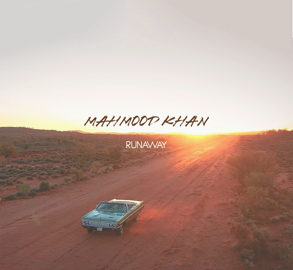 Mahmood Khan's 'Runaway' blushes with worldbeat sensibilities, finely laced with rock and pop flavouring
