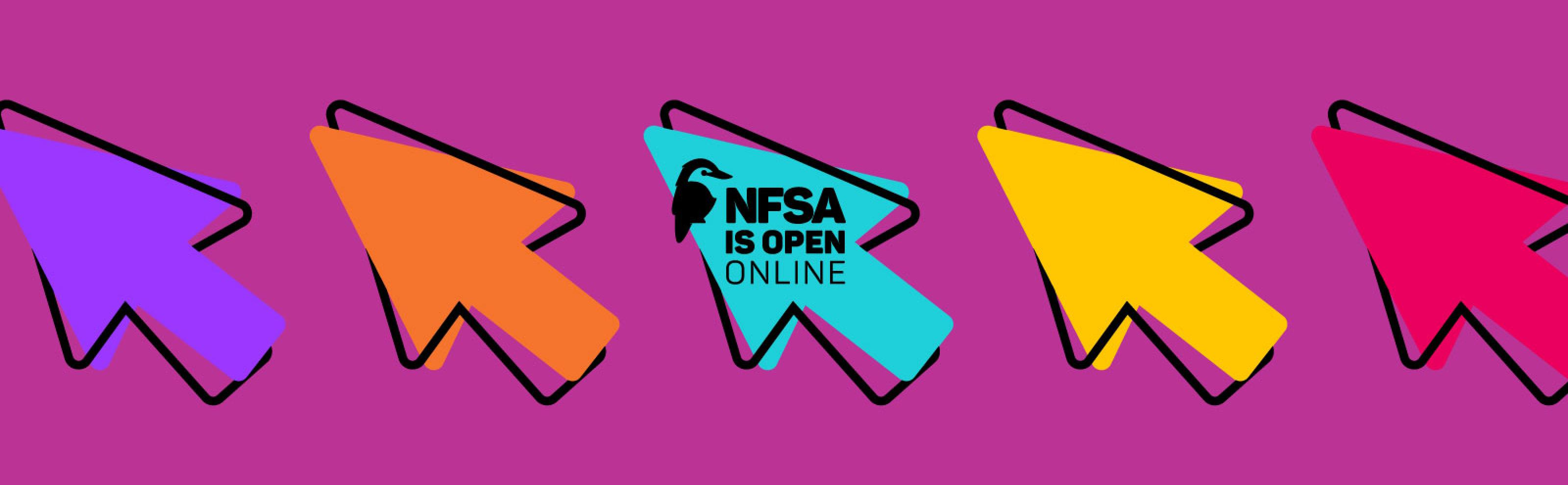 Don't forget y'all - The National Film & Sound Archive Is Always Open... Online!