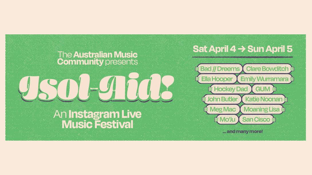 Isol-Aid racks up a Threepeat with a cracking line-up