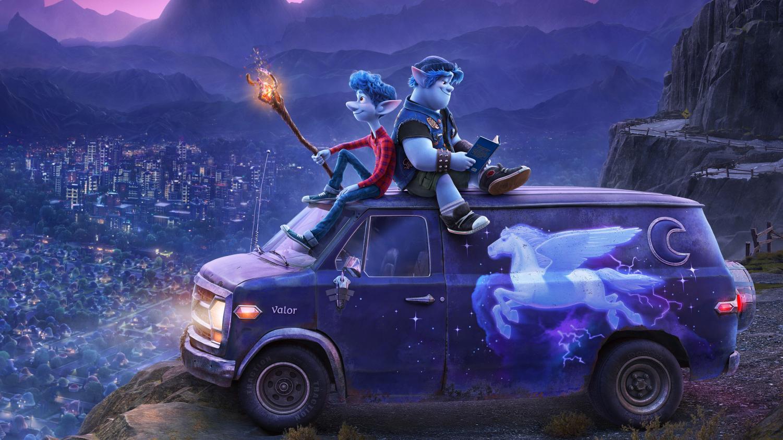 Pixar rolls the dice in 'Onward'