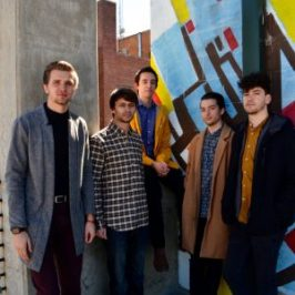 ANU School of Music via America; a giddy blend of jazz awaits the listeners of Crossroads Quintet's 'Intertwined'