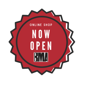 Shop online for BMA merchandise